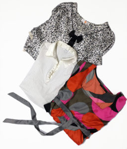 Ubrania dla kobiety