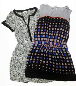 Pstrokate sukienki