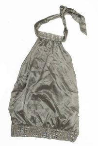 Sukienka wiązana używana