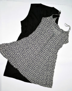 Sukienki z odzieży używanej
